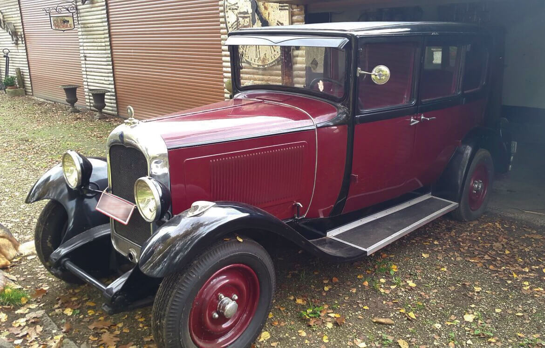 Oldtimer Citroën